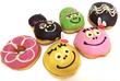 4月17日まで!今ならイースターバージョン☆ クリスピークリームドーナツ」のバーバパパコラボドーナツ!