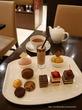リンツ銀座店限定アフタヌーンティーセット♡Lindt Chocolat Cafe Ginza