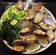 丸亀製麺の「あさりうどん」(大)・・・