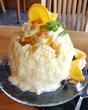 デザートっぽいかき氷と、塩気を生かした甘塩っぱい氷がおいしいです:三軒茶屋「和キッチン かんな」