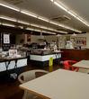 藤沢・相模ハムの直売店で、コーヒーとフランスドック♪