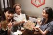インパクト大!目の前で炙ってくれる和牛トロカルビがおすすめ「大宮肉寿司」☆