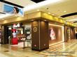 新オープン リンツ ブルーベリー ショコラ パフェ リンツ ショコラ カフェ 岡山一番街店