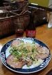 グイグイと迫り来るニラの蒼い香り! 鶏挽肉と味噌の重厚な旨み♪ 辛さとにんにくを「4」で指定すると、さらに輝きを増す「台湾味噌ラーメン」東中野・こーしゅんラーメン