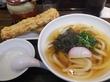 大阪市生野区 「 極楽うどん Ah-麺 」 『竹鶏天わかめうどん』 (゚д゚)ウマー!