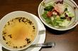 ハンバーグステーキセット/芳味亭