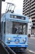 岡山にも路面電車!