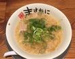 【京都・ラーメン3軒目】JR京都駅の京都拉麺小路 「ますたに」ミニ中華そば