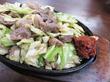 【福岡】地元のソウルフード的鉄板焼肉&ラーメン♪@びっくり亭 本家