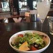 ランチのメニュでレモンチェロのソーダが呑める♫今や老舗のカフェはカウンター席があってお一人さまにも優しい!(カフェ ラ・ボエム 麻布十番 (Cafe La Boheme)@麻布十番)