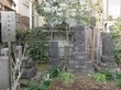 高島秋帆のお墓(白山ミニ散歩④)