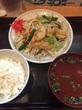 【新宿】沖縄料理 やんばる ランチ