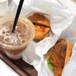 ブーランジェリー 浅野屋・グリパン/サンドイッチ2つとドリンクが選べるランチセット!