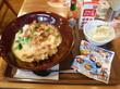 花小金井 - すき家 花小金井駅北口店 「4種のチーズドリ牛(特盛)+すきすきセット」