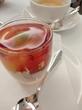 【WEST/銀座】彩り鮮やか、カラフルトマトのゼリー♪