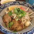 ティーヌンの汁なし麺を間違って週に二回も食べてしまった件(ティーヌン 赤坂店@赤坂)