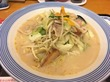 リンガーハットでちゃんぽんを食べてみる(リンガーハット 赤坂見附店@赤坂見附)