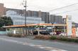 旧1号線ぞい磯島南町のトヨタカローラ大阪があったところが更地になってる