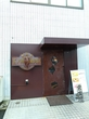店構えがかっこいい らーめん 五ノ神精肉店@東京都あきる野市