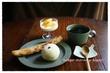 おうちモーニング その1765 ~ポワンエリーニュのパンたち~