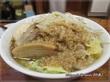 「豚煮干し」ラーメン野菜増し☆つけめんTETSU さいたま特別版 10月限定メニュー