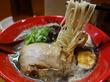 【福岡】黒マー油入り豚骨をメジャーにした人気店♪@博多新風 高宮本店