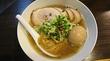 特製煮干し麺@日本麺料理 さくら(駒込)