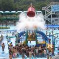 日本モンキーパーク レジャープール 水の楽園 モンプル