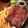 ステーキ グラム