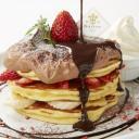 パンケーキ専門店「Butter」~生チョコをたっぷり使用した期間限定パンケーキ発売