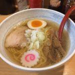 大正麺業 厚木店 ラーメン小600円