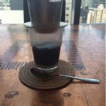 ベトナムコーヒー。