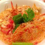 渡り蟹まるごとトマトクリームスープ ◇ ダッキーダック 相模大野ミロード店