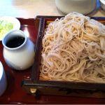 やぶ 浜田山   大盛蕎麦を頂きました。かなり美味いです。