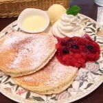 2 PIECE CAFE British 渋谷東急プラザ店もうすぐ閉館のため、食べられなくなるの惜しいです…