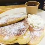 THE MONOCLE CAFE パンケーキ#パンケーキ #pancakes #pancake #cafe