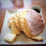 デリ&ダイニング ユウアン2013.8.16崩れちゃうほど柔らかくて最高のふわふわ感だった♡またリコッタチーズの美味しさといったら!