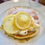 j.s. pancake cafe テラスモール湘南店レモンとリコッタチーズで夏パンケーキをさっぱりといただきました💕