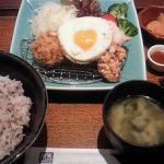 大戸屋 シァルプラット東神奈川店。これから大戸屋定食。