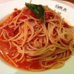 イタリアン・トマト カフェジュニア イオン桑園店でランチ。トマトソース これで390円なら満足(#^.^#)