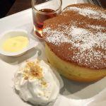 カフェ・ミヤマ 中野ブロードウェイ店★メープルパンケーキ