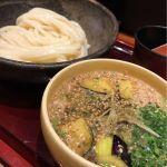オリーブ豚のつけ麺(冷)…780円@うどん棒 大阪店
