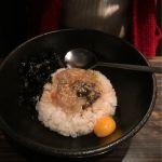 KollaBo  韓国レストラン&カフェ 池袋店。蟹味噌ビビンバ。カンジャンケジャン入りです。