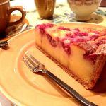 ケーキ美味いぞ❤