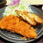 札幌市北区のとんかつ 和幸 パセオ札幌店。空腹だったのでついついご飯•味噌汁•キャベツのおかわりにひかれてf^_^;)笑