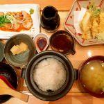 鯛茶漬けせっと。ひさびさにひとり飯。漬け丼からの鯛茶漬けウマカッター(*˘ᗜ˘*)♪♪五穀 岡南店