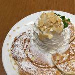 ペッシェドーロ イオンモール幕張新都心店ホイップ&ホイップ。ホイップクリーム優しい甘さ。生地はTHE☆パンケーキ!優しい味で癒されました(^^)