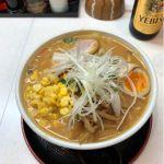 食楽 なごみ家  野菜みそラーメン(^^)