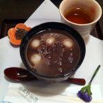 武蔵野茶房 府中店いつも、白玉ぜんざいを頂きますが、今度はパフェにも挑戦してみたい☻