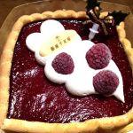 銀座千疋屋 新宿店 フルーツショップ。少し早めのクリスマス!フランボワーズのクリスマスアイスケーキ(゚д゚)ウマー‼︎‼︎